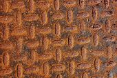 Industrial Grate Texture