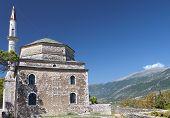 Fethiye Moschee in Ioannina Stadt in Griechenland