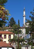 Blick über Ioannina Stadt in Griechenland