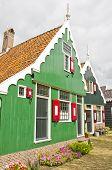 Постер, плакат: Голландский загородных домов