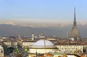Landscape Of Turin