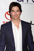 LOS ANGELES - SEP 29:  Ian Somerhalder arrives at the 2012 Environmental Media Awards at Warner Brot