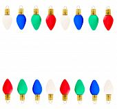 stock photo of christmas lights  - Christmas time again - JPG