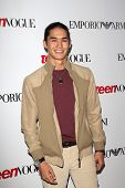 BEVERLY HILLS - SEP 27:  Boo Boo Stewart at the Teen Vogue's 10th Anniversary Annual Young Hollywood