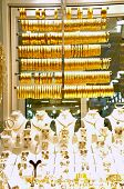 picture of dowry  - Necklaces and bracelets at Istanbul gold souq - JPG