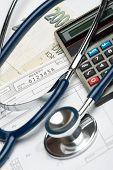 Health Financing Concept