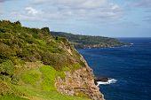 East Maui's Coastline