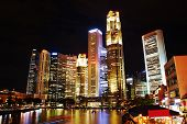 Singapura de noite
