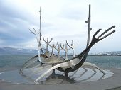 Sun Voyager in Iceland