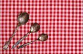 Three Silver Spoons