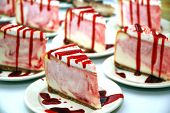Holiday Cheese Cake
