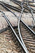 Entroncamento ferroviário