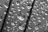 Frozen Drops Diagonal