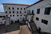 Ghana: Elmina Castle World Heritage Site, History Of Slavery