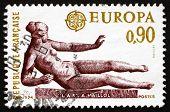 Postage Stamp France 1974 Air, Aristide Maillol