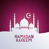 vector fondos de Ramadán