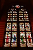 Stained Glass of Rijksmuseum