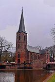 Castle de Haar Chapel