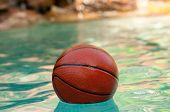 Basketball In Pool
