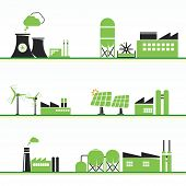 ECO power plants and facilities