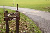 Ramps, Slow