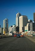 Seattle Headway View For Downtown.