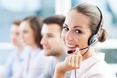 Call-Center-team