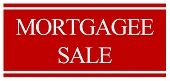 Mortgagee Sale Foreclosure