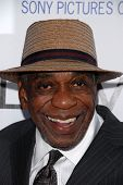 Bill Cobbs at the premiere of