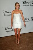 Andrea Anders at the Disney ABC Television Group Summer 2010 Press Tour - Evening, Beverly Hilton Hotel, Beverly Hills, CA. 08-01-10