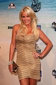 Gena Lee Nolin at the Comedy Central Roast of David Hasselhoff, Sony Studios, Culver City, CA. 08-01-10