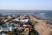 Atlantic coastline, La Paloma, Uruguay