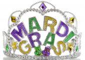Mardi Gras corona