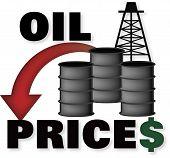 Oil Prces Down
