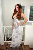 Phoebe Price preparing for the Leukemia & Lymphoma Society's 2012 Woman of the Year Award, Private L
