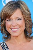Hannah Storm at the 45th Academy of Country Music Awards Arrivals, MGM Grand Garden Arena, Las Vegas