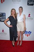 Theresa Palmer and Jaime King at