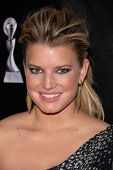 Jessica Simpson at the 35th Annual Gracie Awards Gala, Beverly Hilton, Beverly Hills, CA. 05-25-10