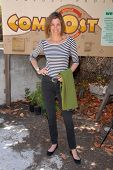 Wendie Malick at the EMA Celebrates the Garden Challenge by