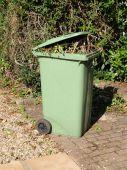 Green garden waste
