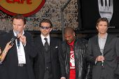 Liam Neeson, Bradley Cooper, Quinton