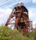 Colliery Winding Gear