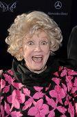 Phyllis Diller at the 9th Annual Chrysalis Butterfly Ball, Private Location, Beverly Hills, CA. 06-05-10
