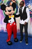 Wayne Brady  at the World Premiere of 'World Of Color,' Disney's California Adventure, Amaheim, CA. 06-10-10