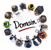 People Social Networking and Domain Concept