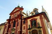 St. George's Basilica In The Prague