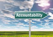 Signpost Accountability
