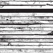 Stacked Wooden Boards Texture