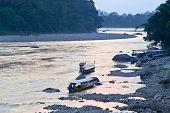 Amazonian Napo River