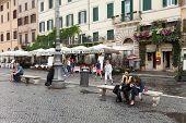 Navona Square Rome Italy